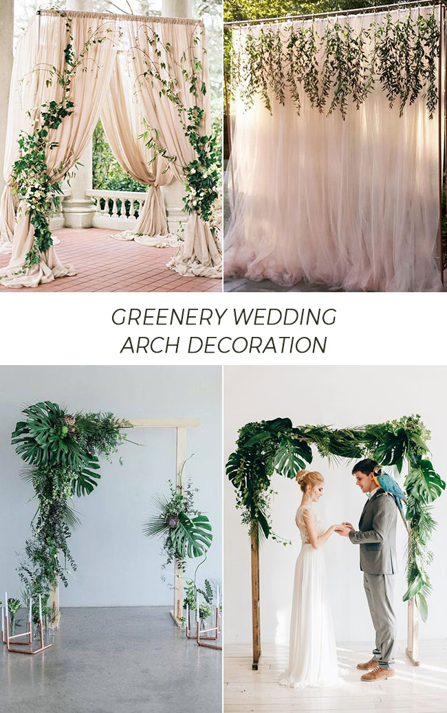 50+ Greenery Wedding Ideas To Inspire Your Big Day
