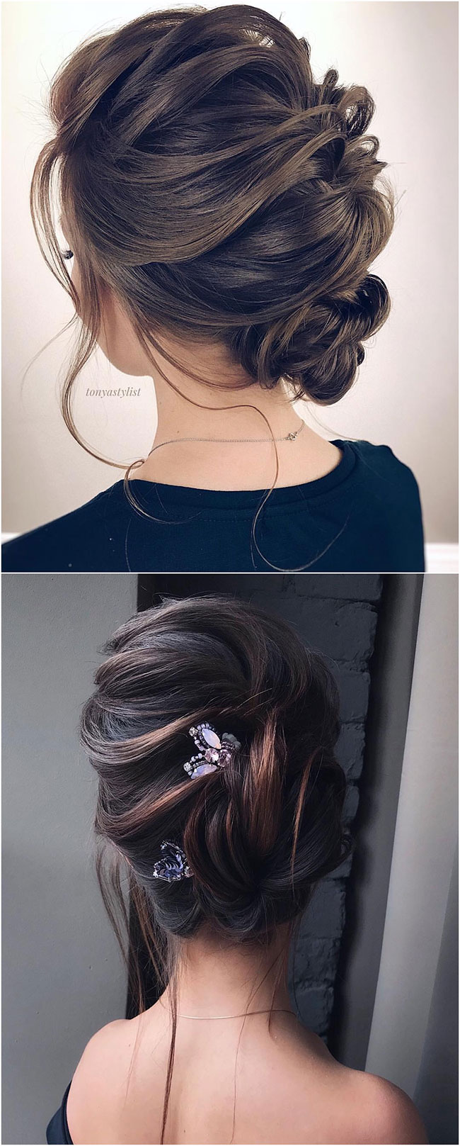 60 Best Wedding Hairstyles From Tonyastylist For The Modern