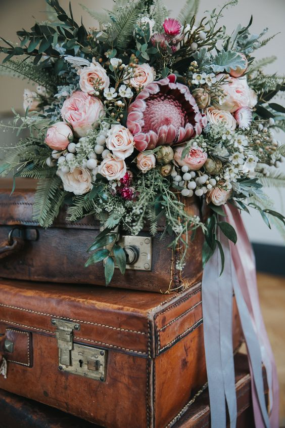 Beautiful Flowers Bouquet Rose