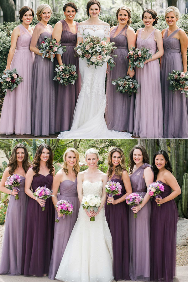 6f35967e9cf Mix and Match Bridesmaid Dresses Done Right  7 Ways to Rock the ...
