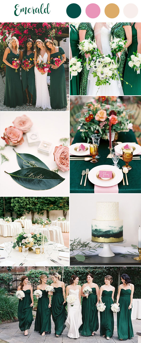 Top 10 Green Wedding Color Ideas For 2019 Trends You Ll Love