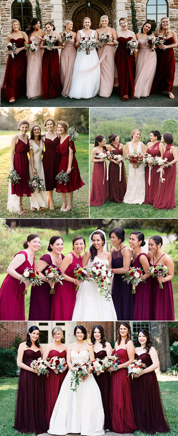 643421d870 Mix and Match Bridesmaid Dresses Done Right  7 Ways to Rock the ...