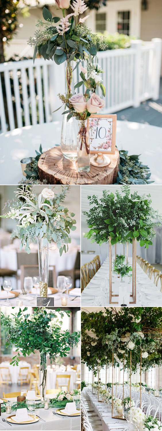 12 Unique Wedding Centerpieces Combinations That You will Love - WedNova  Blog