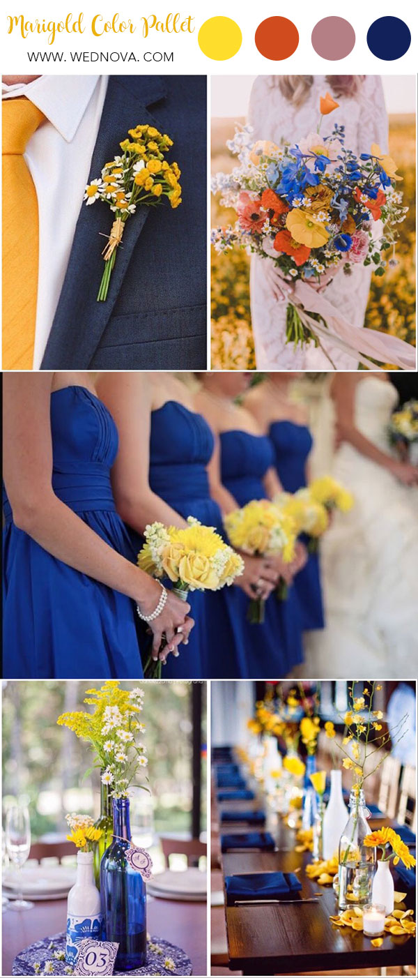 Summer Wedding Color 10 Yellow Wedding Ideas To Have