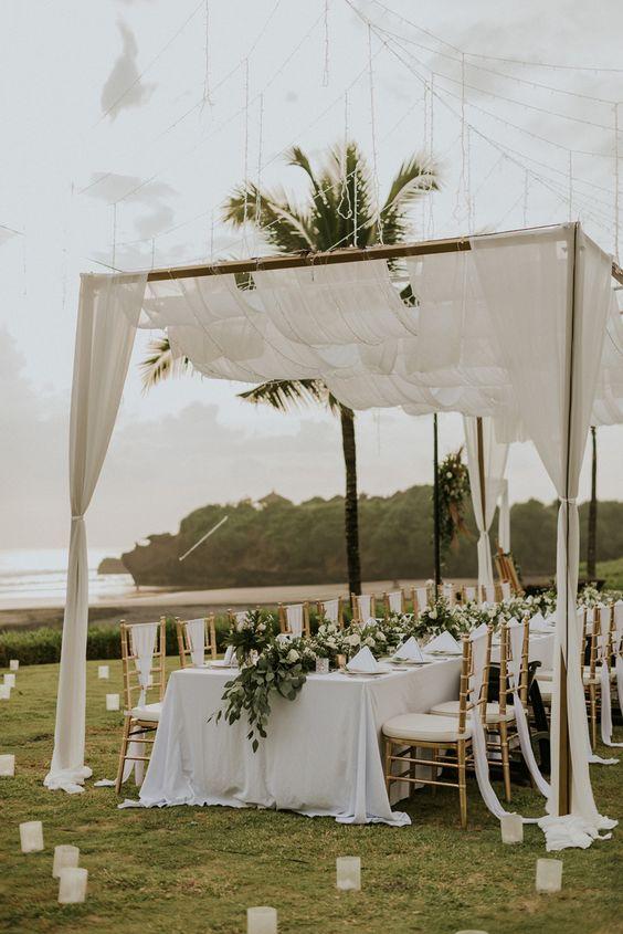 12 Stunning Beach Wedding Ideas You Won T Want To Miss For Summer 2020 Wednova Blog