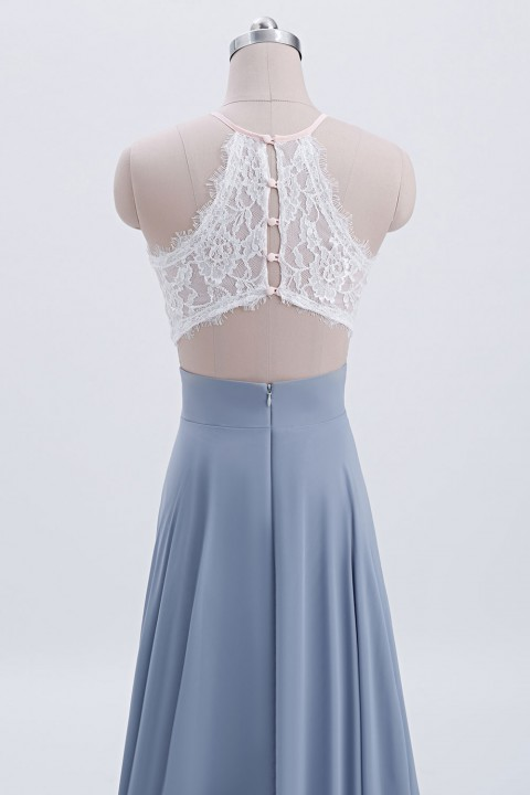 Lace Top Bodice