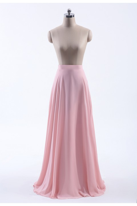 Clearance | Bridesmaid Dress Skirt Chiffon