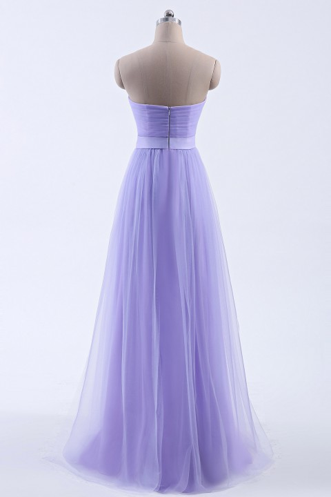 Tulle Sweetheart Convertible Multi-wear Bridesmaid Dress